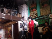 Visita al tablao flamenco