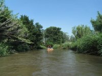 Rio de aguas tranquilas
