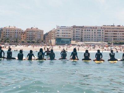 Travel San Sebastian Surf