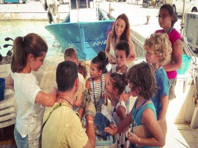 Escuela marinera para colegios en verano Peñíscola