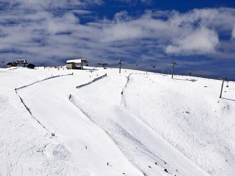 Attività sulla neve