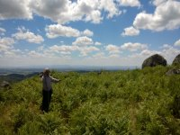 Senderismo, descubirendo paisajes