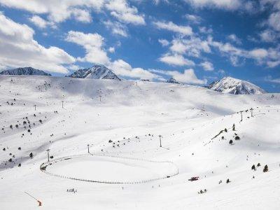 滑雪通行证12-17岁Grandvalira站6天