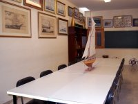 Salón de uno de los cursos