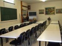 Aula de la escuela naútica