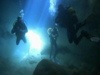 Avistando fondos submarinos