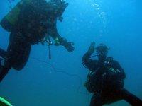 Bajo las aguas del Mediterráneo
