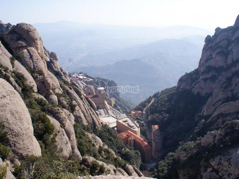 Descubre Montserrat