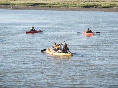 Camping Giralda Kayaks