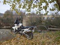 Te mostramos rincones Moto trail