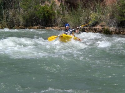 Rafting in Cabriel River - 3h