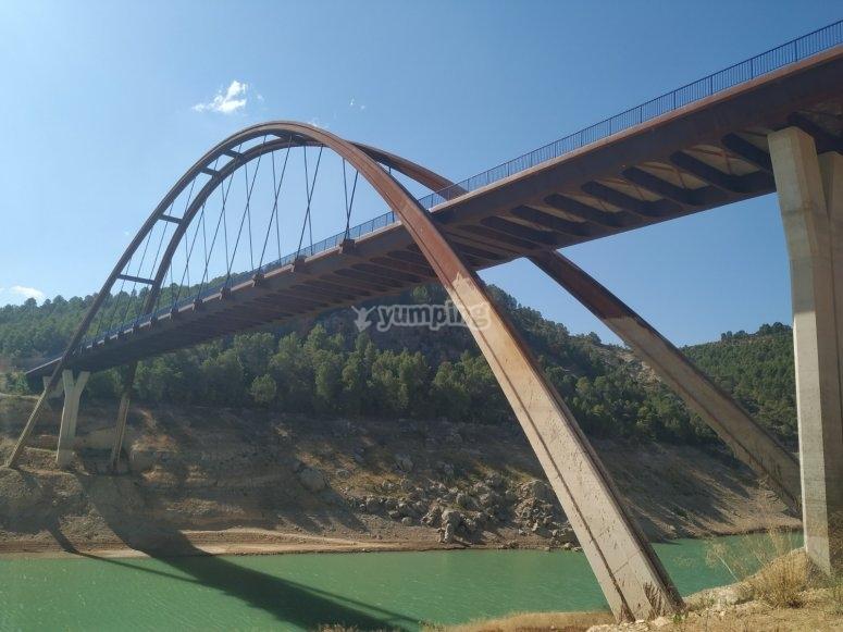 Vicaría桥