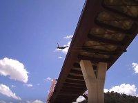 Dos saltos de puenting en Yeste con fotos y vídeo