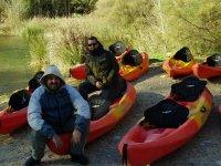 材料和设备皮划艇