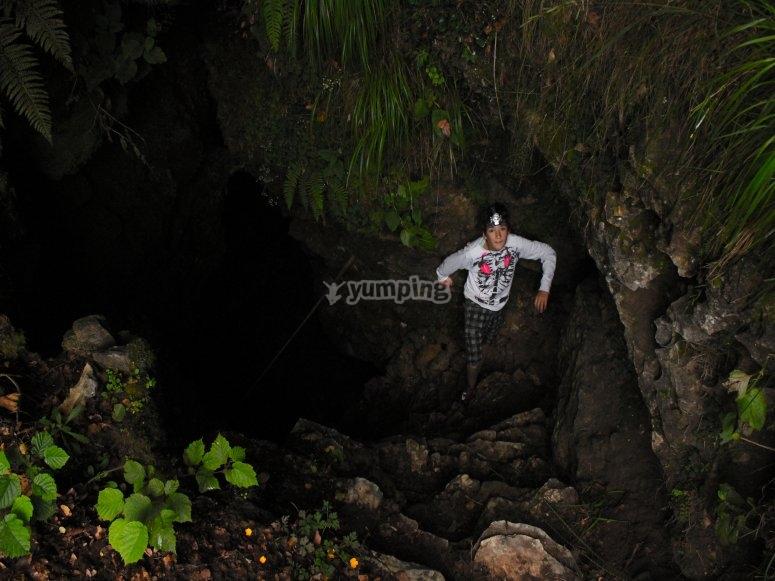 Cuevas de Navarra
