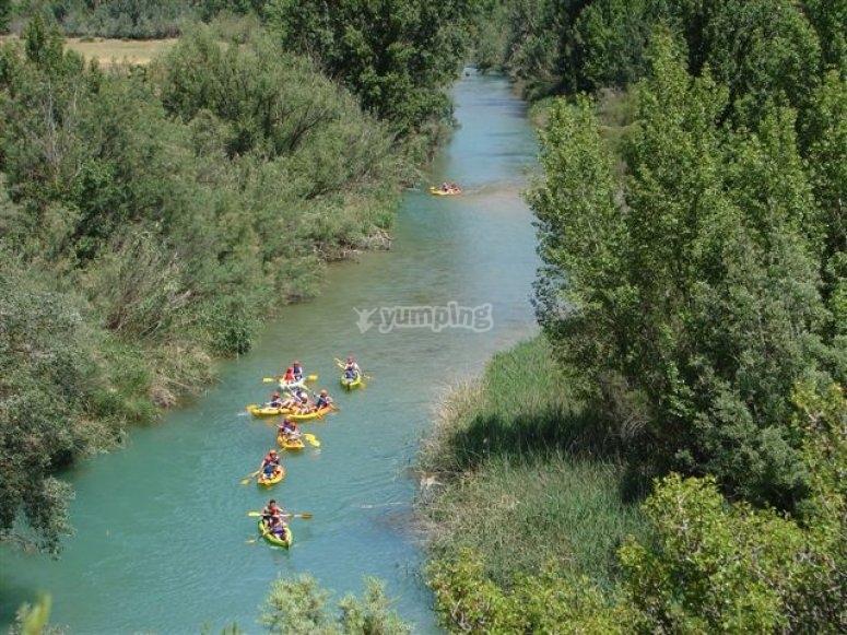 Hasta el rio Cabriel