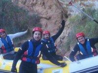 Bienvenidos Rafting