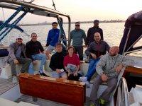 机动距离瓦伦西亚漫步帆船航行的瞄准距离帆船在瓦伦西亚