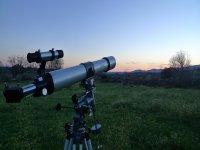 Orientación, observación de estrellas