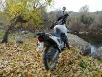 Rutas moto trail