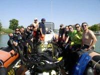Salidas de buceo en Cullera