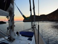 Weekend sailing on the Mar Menor