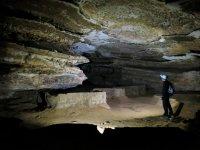 Cueva de Iguaran Opakua的洞穴学