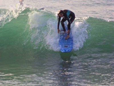 Surf camp en playa de Barrika de lunes a viernes