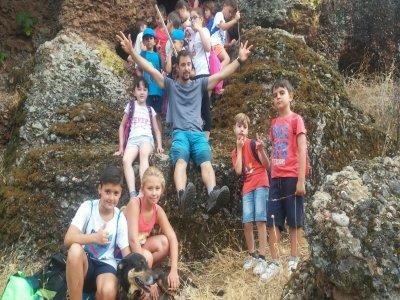 Escapada multiaventura para colegios en Montoro