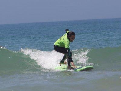Ritiro di surf e yoga a Chiclana Puente del Pilar