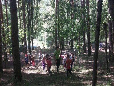 2-day adventure camp in Cercedilla