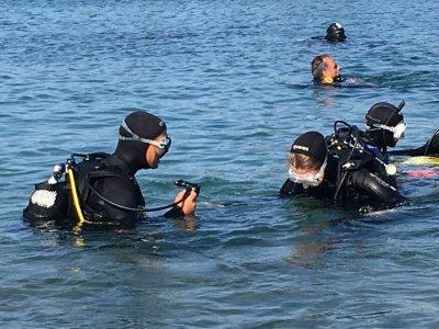 6 immersioni a Lanzarote dalla barca + 1 gratis