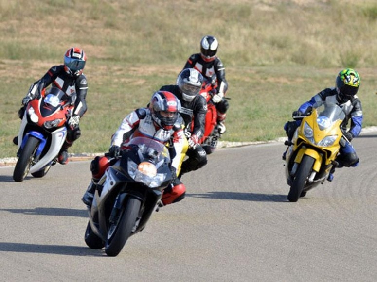 Cursos de conduccion de motos