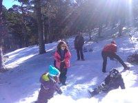 Imparare la sopravvivenza invernale
