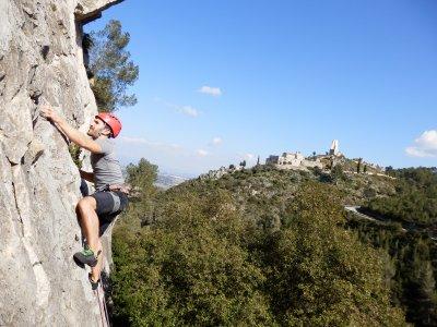 在巴塞罗那登山户外开始6个小时