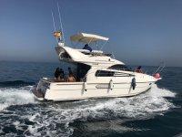 Disfrutando de la Costa del Sol navegando