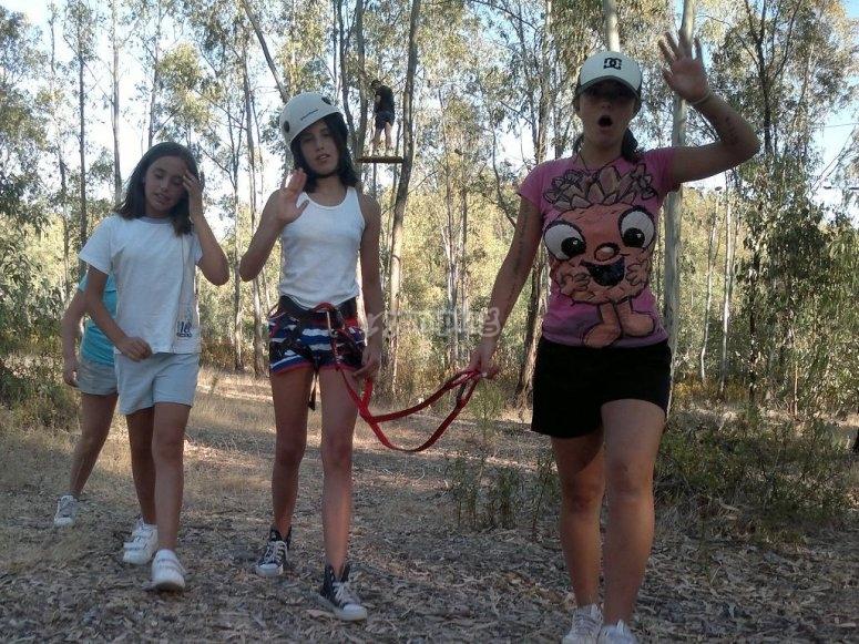 Sesión de aventuras en Berlanga