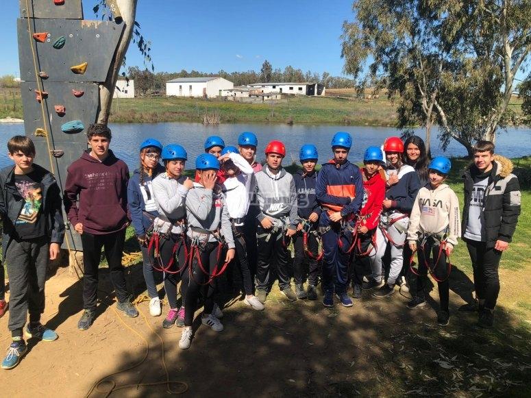 Multi-adventure day in Berlanga