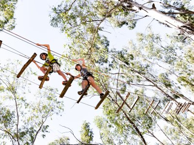 Special pack Adventure park pass at Berlanga