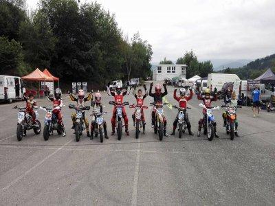 Curso de minimotard 90cc día completo en Olaberría