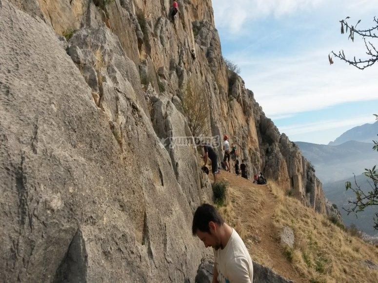 Preparando para escalar