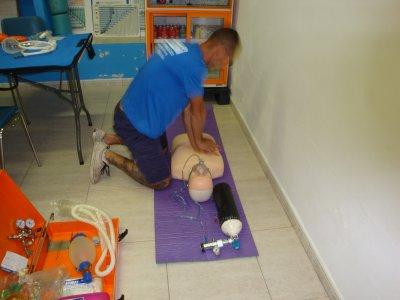 梅诺卡岛潜水氧气经理课程
