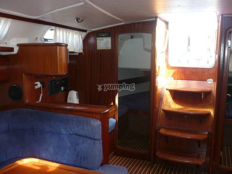 室内帆船巴伐利亚