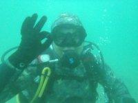 Scoperta delle immersioni nell'estuario del Viveiro
