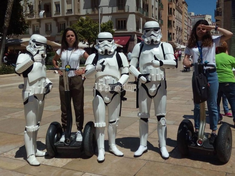 These are the segways you've been looking for!