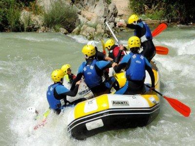 Life Puenting Granada Rafting