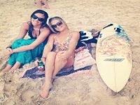 disfruta de la playa