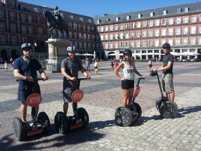 Tour Segway por Madrid Histórico 90 minutos