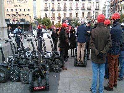 Segway y shopping tour en Madrid 2h 30min