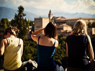 导游参观Albaicín和Sacromonte 2小时30分钟